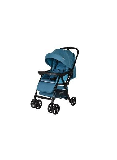 Prego Bebek Arabası Mavi